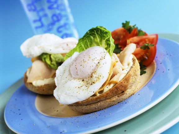 Turkey and Egg Muffins