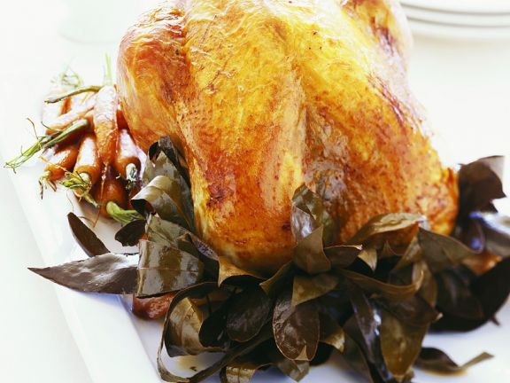 Turkey with Filling