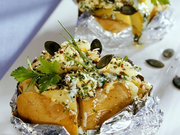Gourmet Jacket Potatoes