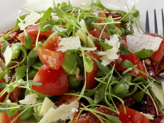 Two Tomato and Cress Salad