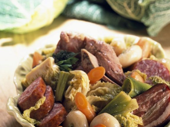 Umbrian Meat Stew