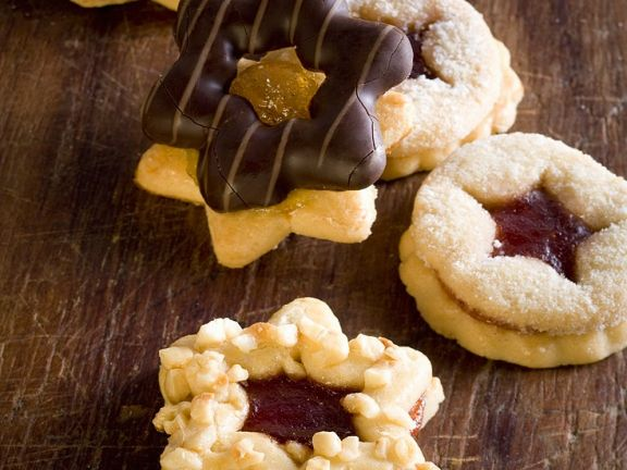 Variations of Butter Sandwich Cookies
