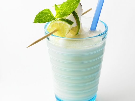 Vegan Coconut Lime Smoothie