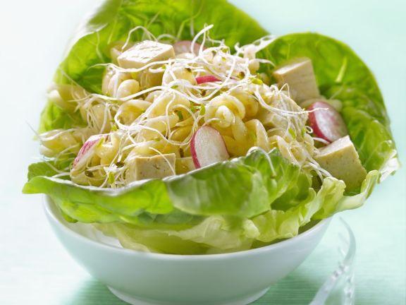 Vegan-style Salad Bowl
