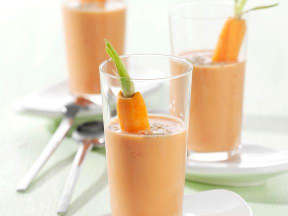 Vegetable Buttermilk Smoothie