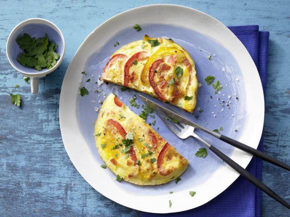 vegetable omelet recipe eat smarter usa. Black Bedroom Furniture Sets. Home Design Ideas
