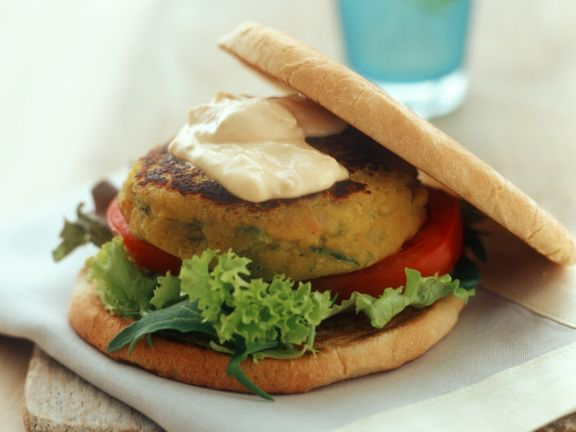 Veggie Patty Burgers