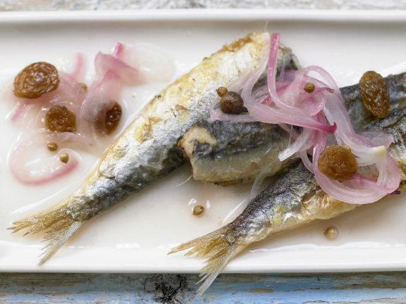 Venetian-Style Sardines