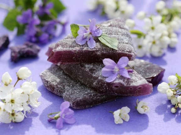Violet Candies