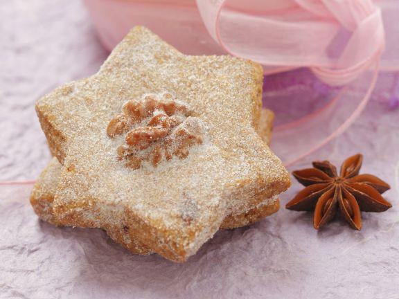 Walnut Stars