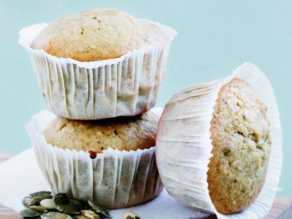 Wheat Bran Cranberry Muffins