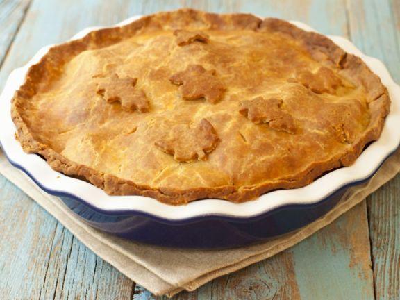 Wheat-free Apple Pie