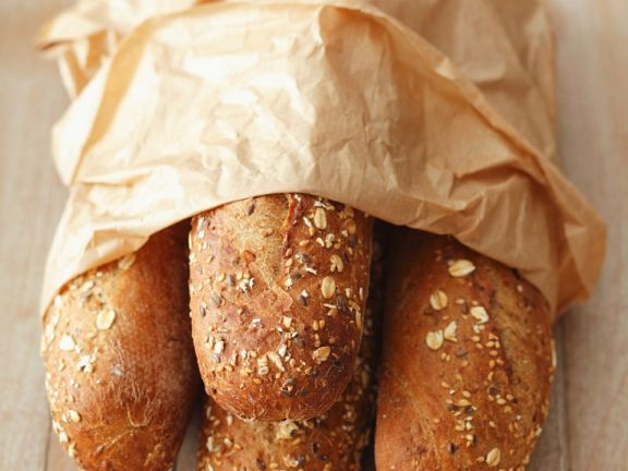 Whole-grain Bread Rolls