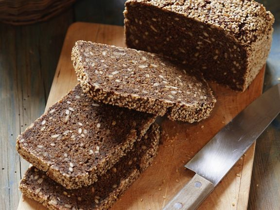 Whole Grain Bread with Mixed Seeds