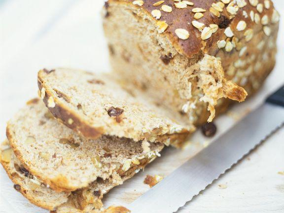 Whole-wheat Nut Bread