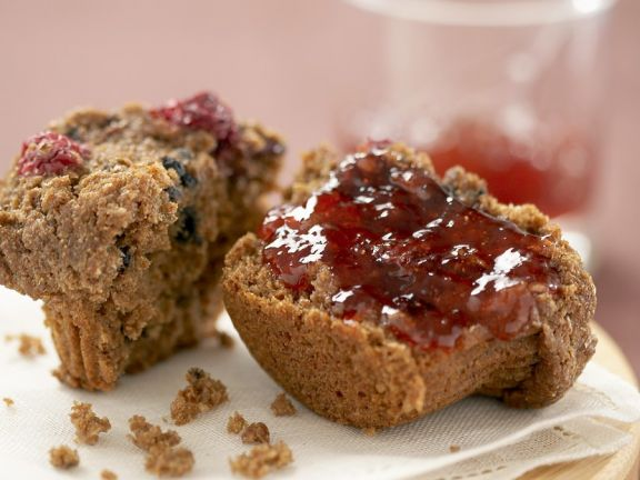 Wholemeal Fruit Cakes
