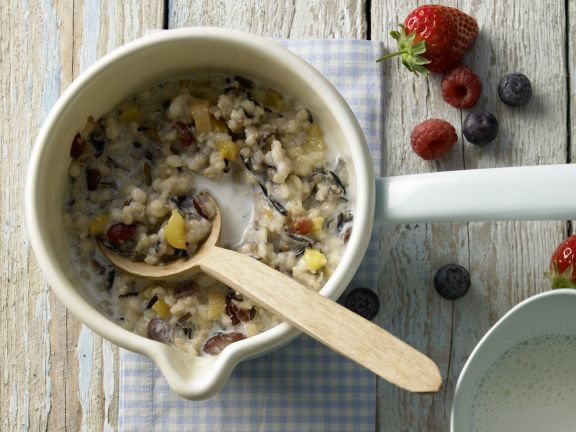 Wild Rice Breakfast Cereal