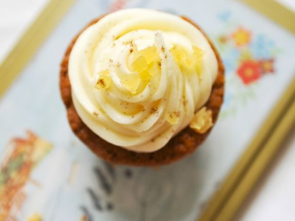 Zesty Citrus Cakes with Ginger