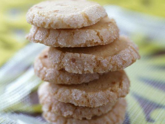 Zesty Crunch Cookies