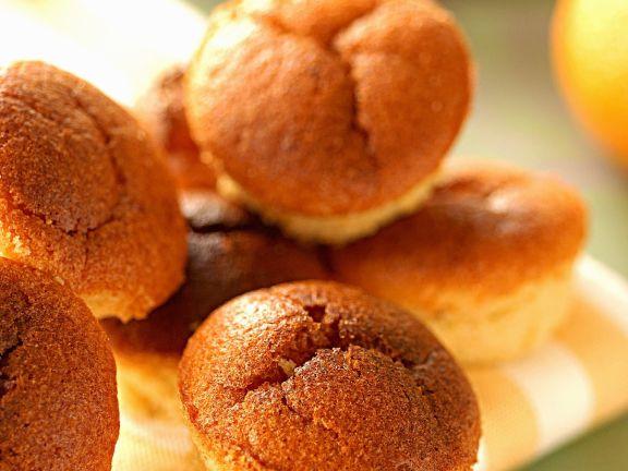 Zesty Spice Cupcakes