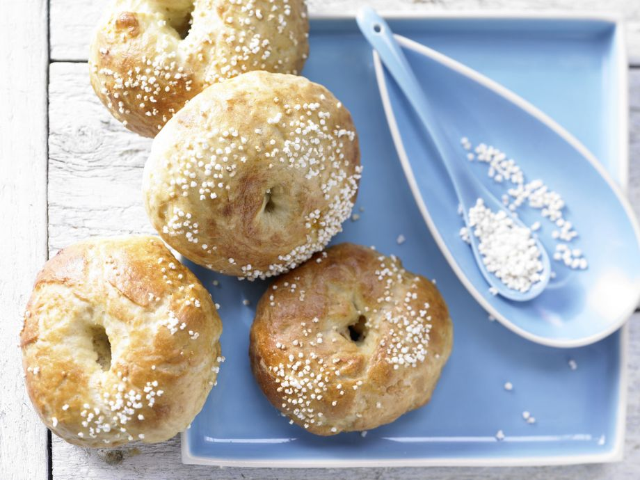 Apricot Bagels - Apricot Bagels - How sweet it is:
