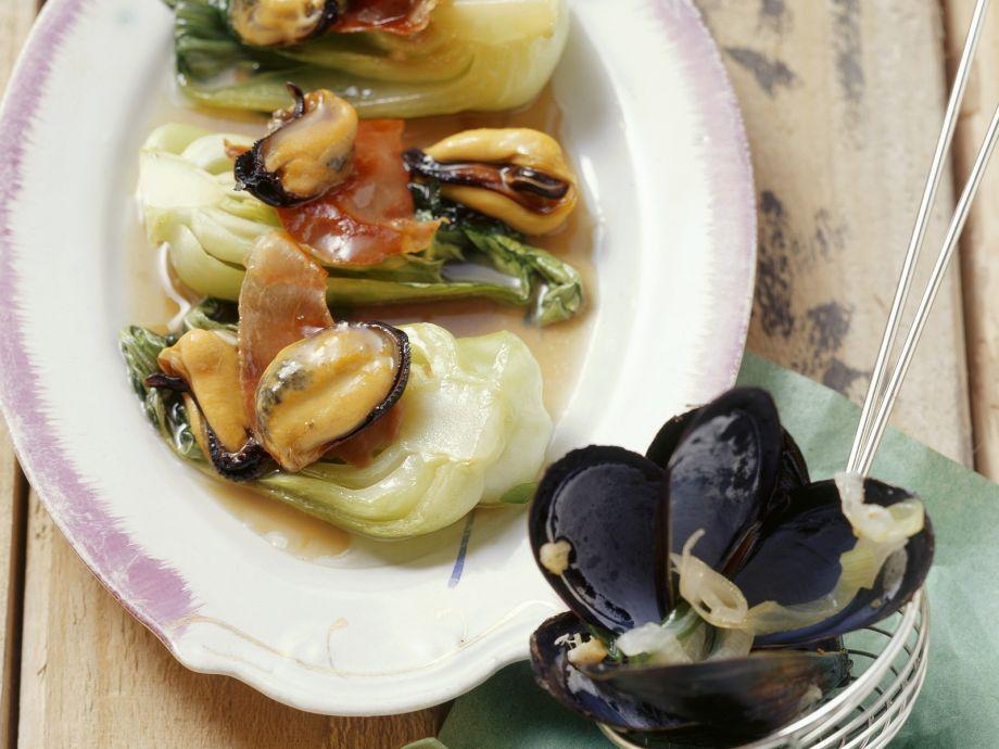 Asian-style shellfish