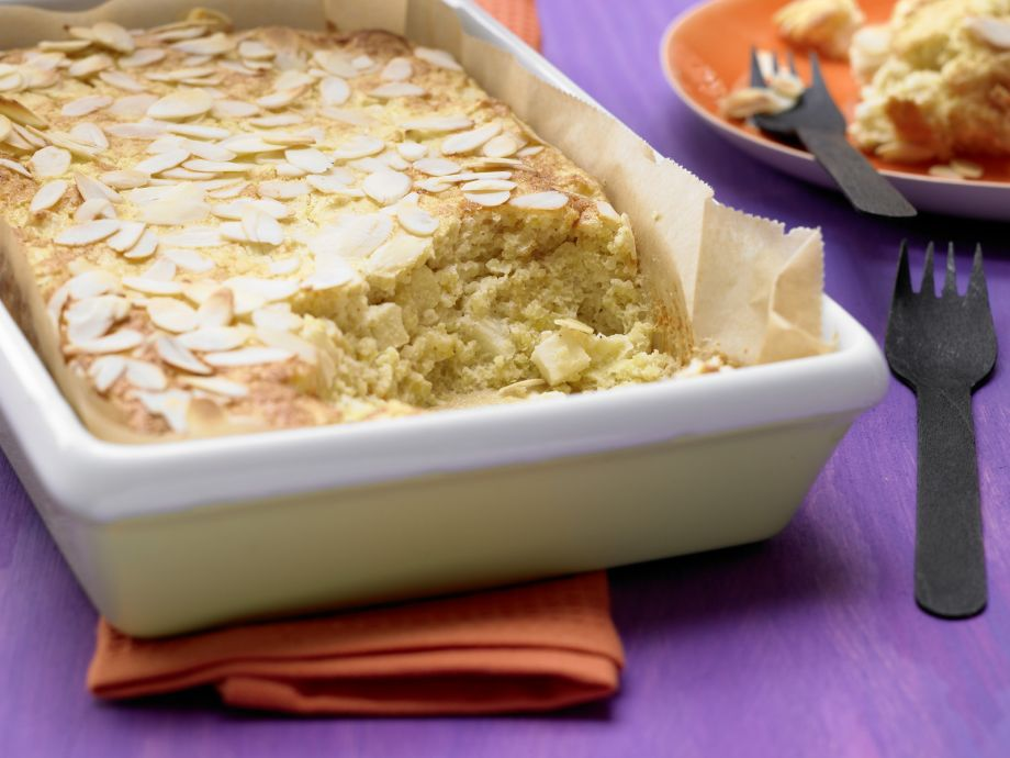 Baked Millet Pudding - Baked Millet Pudding - Kids love this sweet, fragrant dish