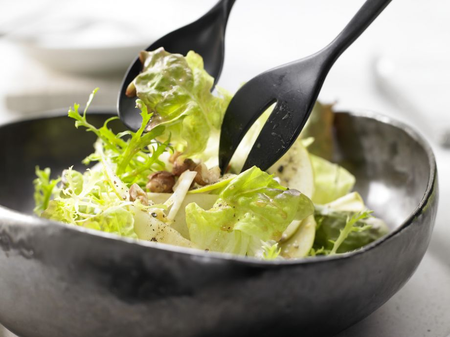 Bistro Salad - Bistro Salad - Fits perfectly beside a baguette and cheese plate at a brunch buffet