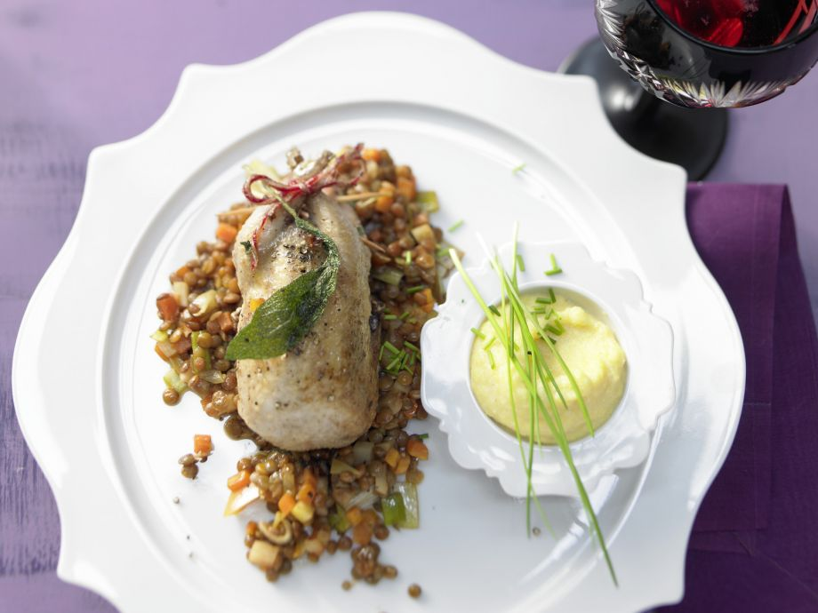 Braised Quail - Braised Quail - Fine food, Italian-style—for special occasions