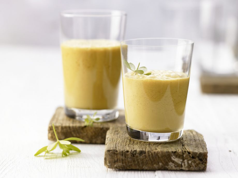 Buckthorn-Kefir Smoothie - Buckthorn-Kefir Smoothie - A delicious start to the day on the fly