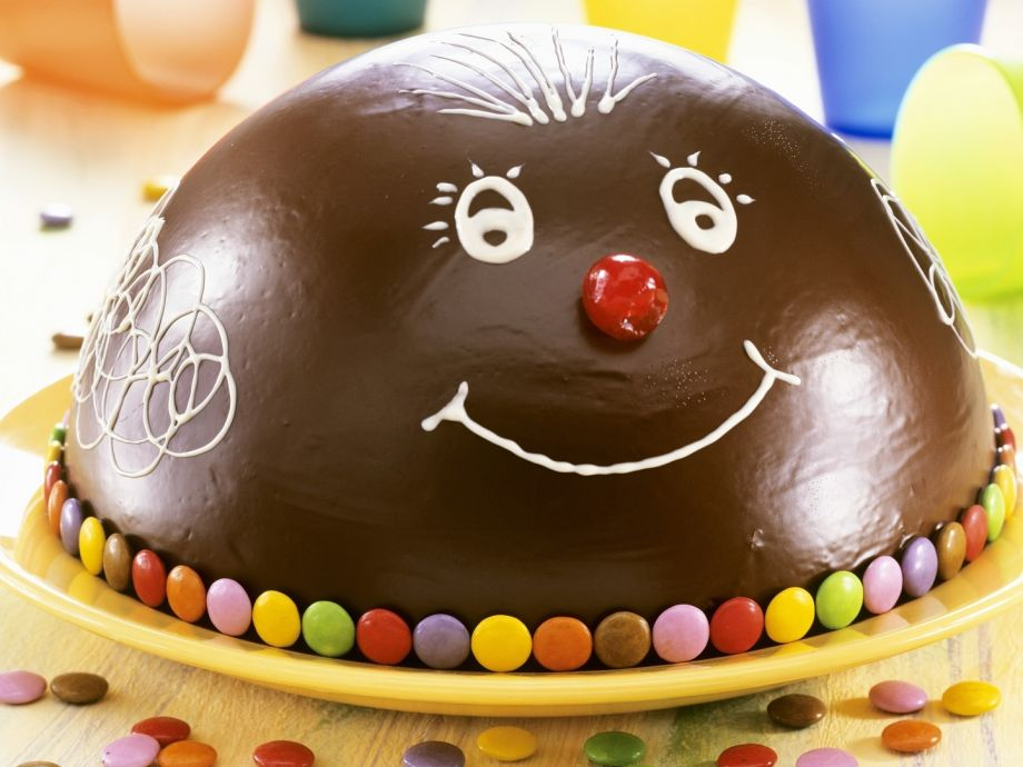 Celebration cake for kids