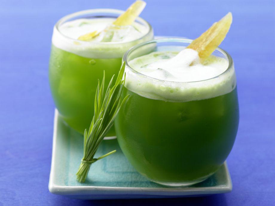 Celery-Grape Juice - Celery-Grape Juice - Green juice = guaranteed healthy!