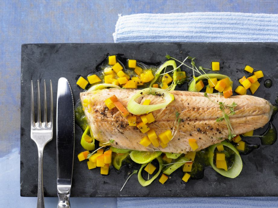 Char Fillets - Char Fillets - Colorful and flavorful combination
