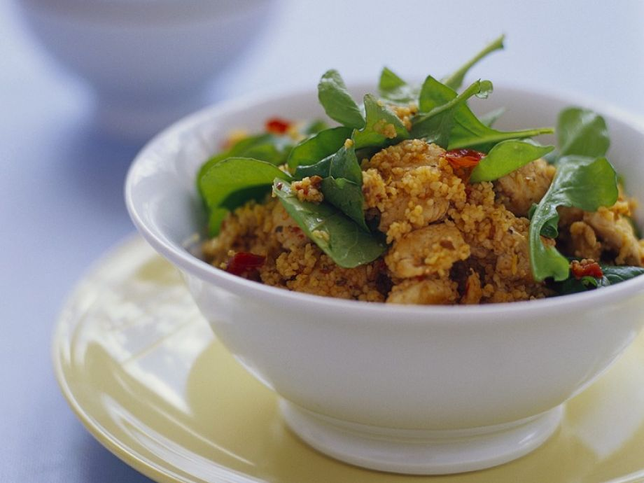 Chicken Couscous Bowl