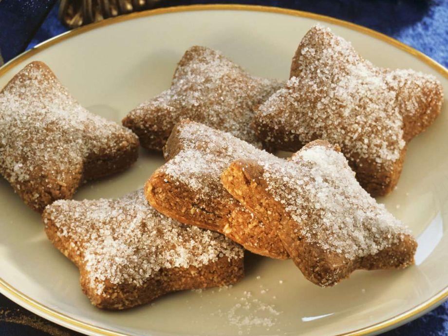 Chocolate Spice Cookies Basler Brunsli