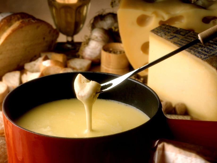 Cheesy dip
