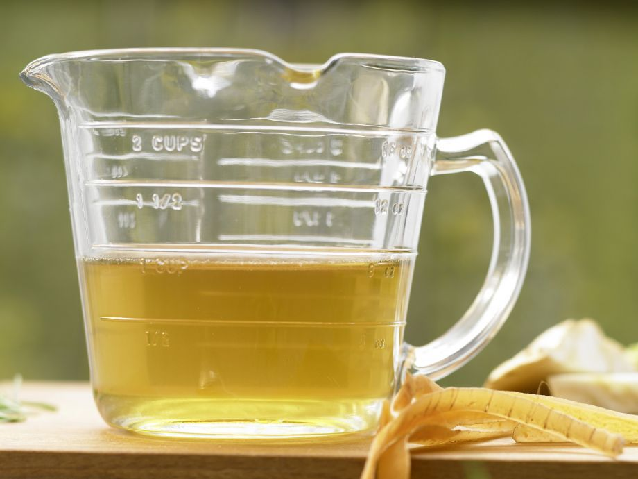 Classic Vegetable Broth - Classic Vegetable Broth - A quick flavor enhancer: This broth lends a refined, elegant flavor to soups and sauces