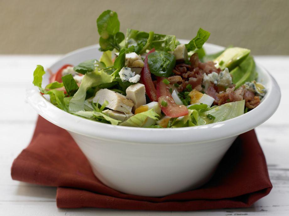 Cobb Salad - Cobb Salad - A filling main dish salad!