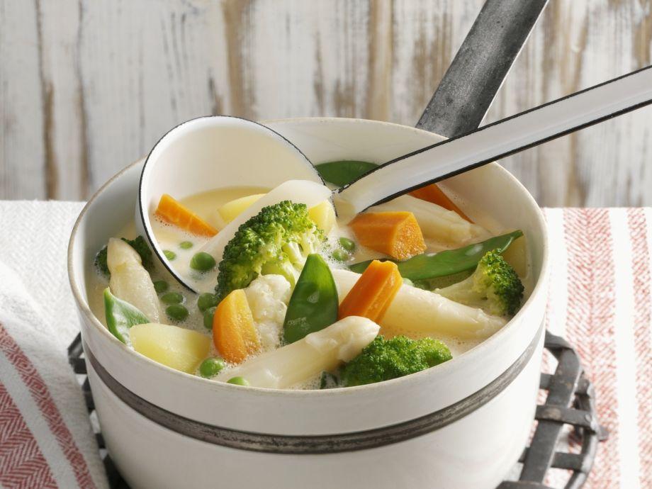 Creamy Vegetable Stew