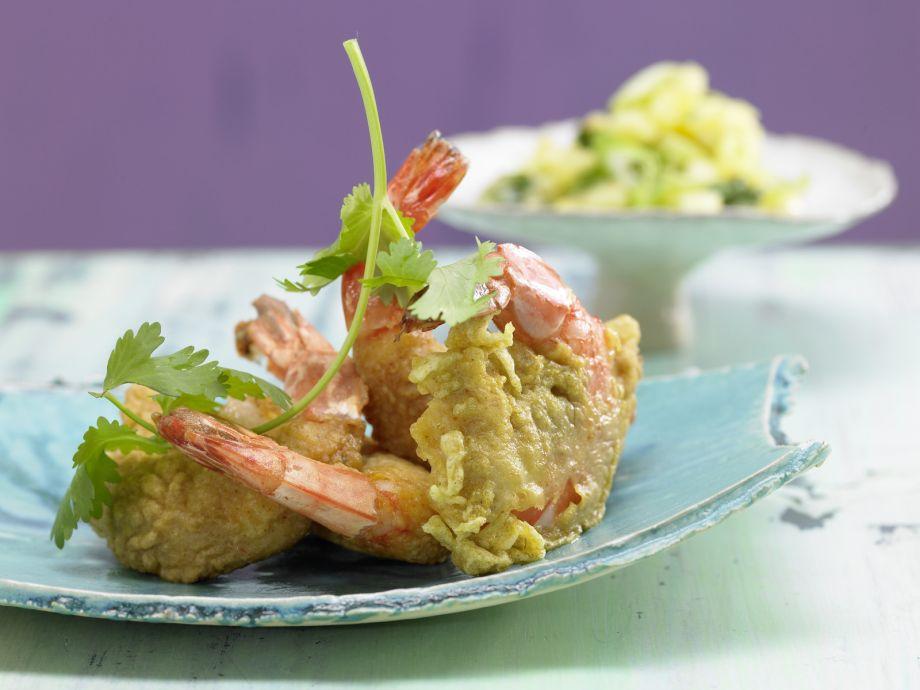 Deep Fried Shrimp - Deep Fried Shrimp - Scrumptious, juicy seafood in a crispy batter