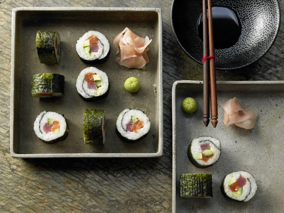 Easy Maki Rolls - Easy Maki Rolls - Asian delicacies to enjoy