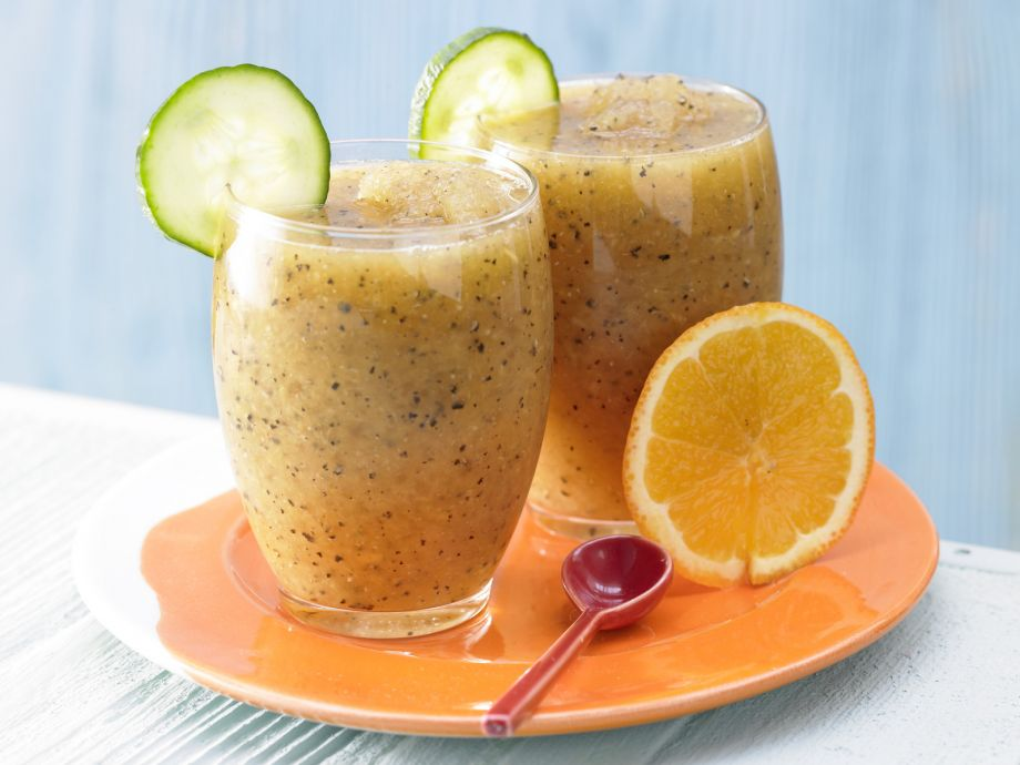Exotic Cucumber Drink - Exotic Cucumber Drink - This chilled fruity refreshment outranks any soft drink