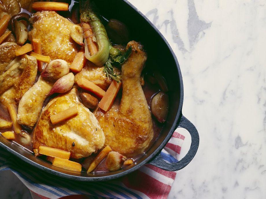 French Chicken Stew