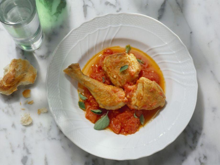 Fresh Chicken Ragu