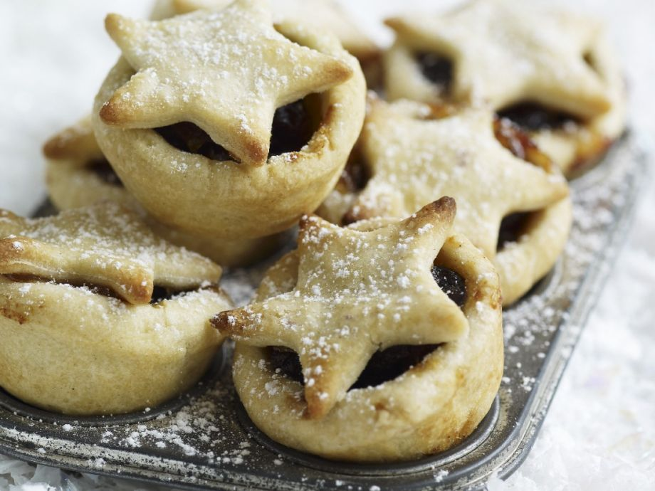 Christmas Pies.Gluten Free Christmas Pies