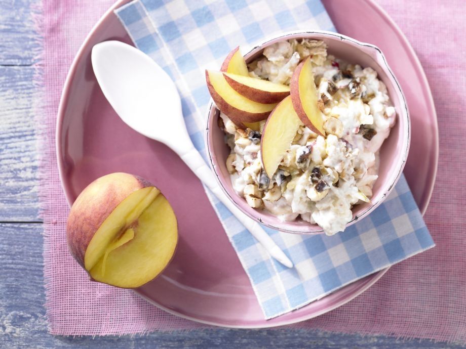 Hazelnut Muesli - Hazelnut Muesli - Popular Swiss specialty for a perfect start to the day