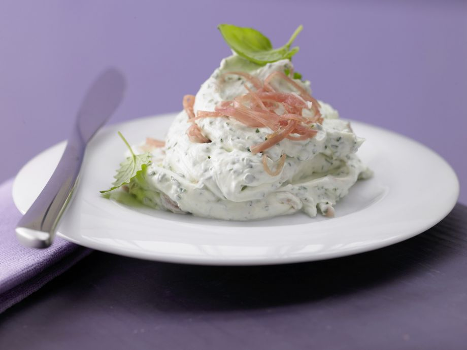 Herbed Ham Spread - Herbed Ham Spread - Well seasoned: This creamy spread is simply good