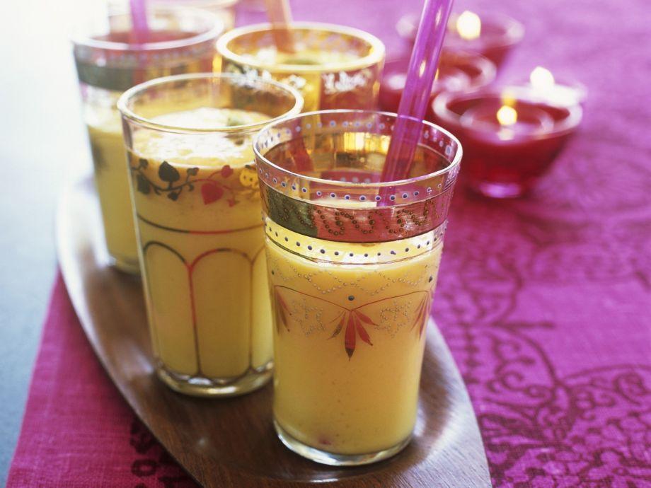 Indian fruit drink