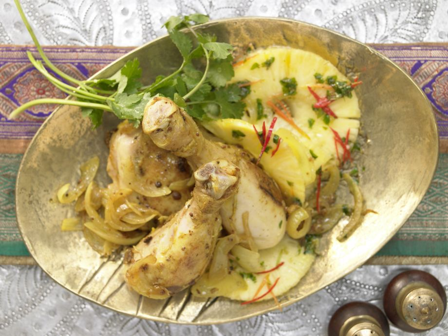 Indian Spiced Chicken - Indian Spiced Chicken - The elegant way to spice up meat - in a hearty, fragrant stew
