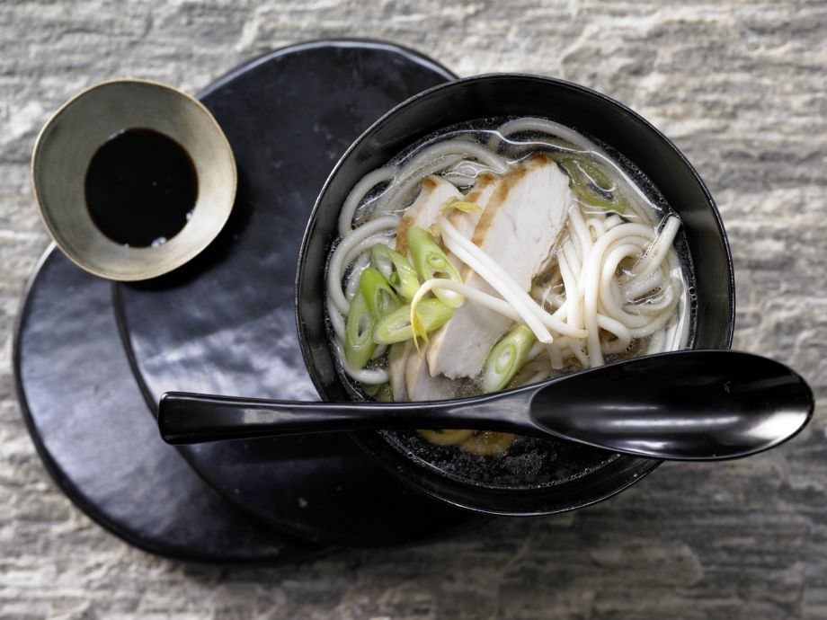 Japanese Noodle Soup - Japanese Noodle Soup - Perfect as a snack between meals or as an appetizer